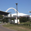 Rugby and Football Stadiums in Durban South Africa — Stock Photo
