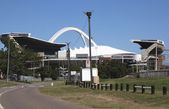 Rugby and Football Stadiums in Durban South Africa — 图库照片