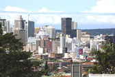 Above View of Central Business District in Durban — Stock Photo