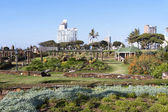 Sunken Gardens on Beachfront in South Africa — Stock Photo