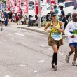 Brazilian Female Runner at Comrades Ultra Marathon — Stock Photo #47377283