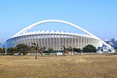 Moses Mabhida Stadium in Durban South Africa — Stock Photo