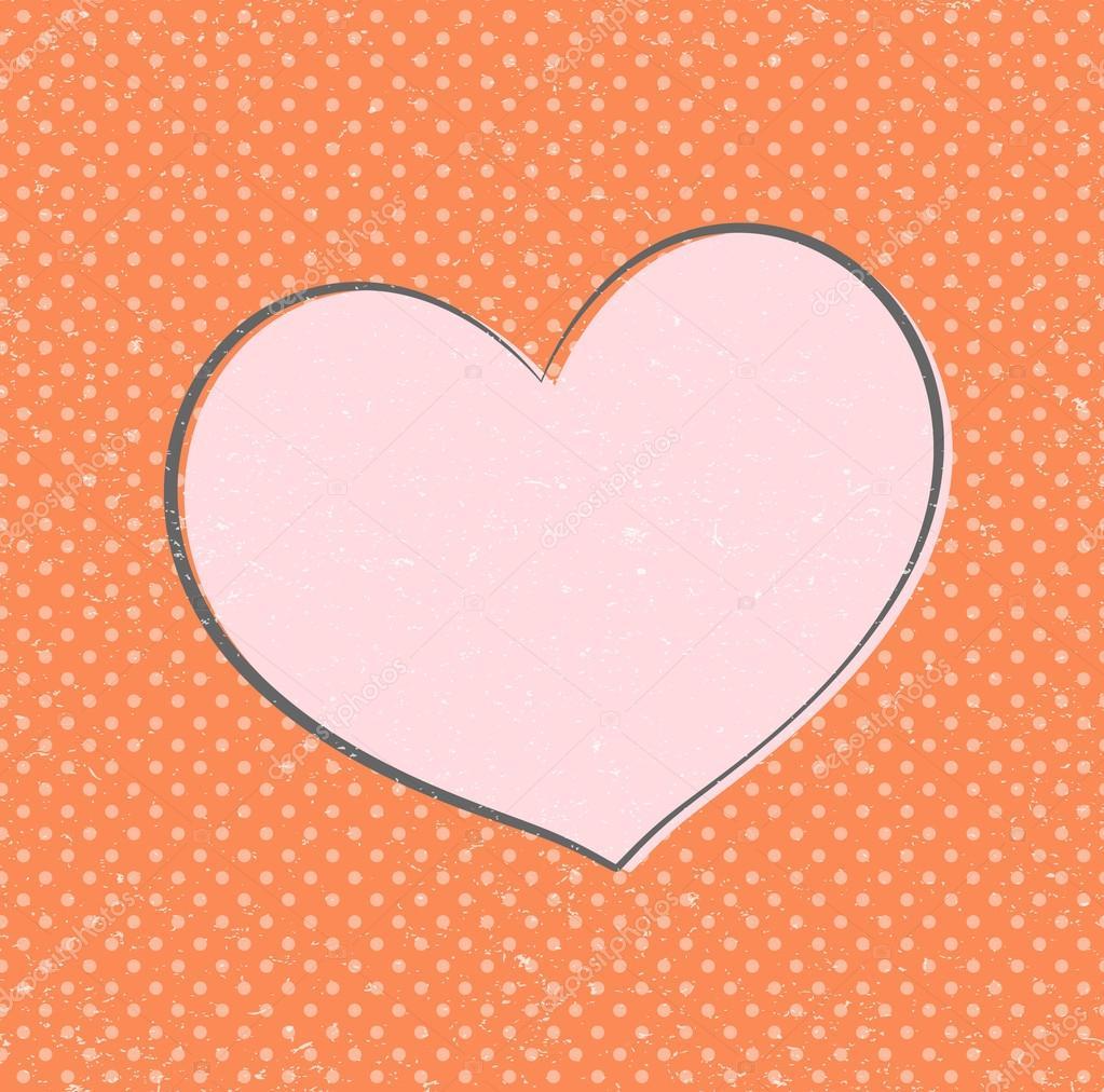 Vintage Hearts Vector Vector Vintage Heart Sticker