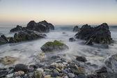 Spokojny plaży — Zdjęcie stockowe