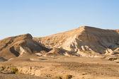 Dead sea cliffs — Stock Photo