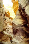 Beautiful mountain canyon — Stock Photo