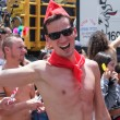 Pride Parade in Tel Aviv 2013 — Stock Photo