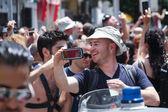 Pride Parade in Tel Aviv 2013 — Stock Photo