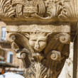 Stone carving column . — Stock Photo #42274985