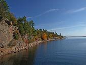 Huron gölü — Stok fotoğraf