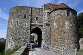 Dover Castle in Kent, England. — Stock Photo