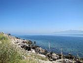 Island landscape, Greece — Stock Photo