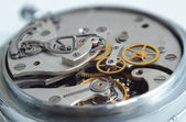 Mechanical wrist watch — Stok fotoğraf
