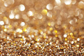 Soft lights silver and gold background — 图库照片