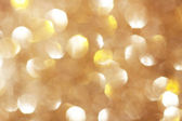 Soft lights silver and gold background — Foto de Stock