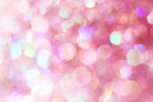 Pink festive Christmas elegant abstract background soft lights — Zdjęcie stockowe