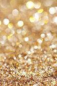 Soft lights silver and gold background — Stock Photo
