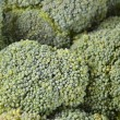 Stock Photo: Broccoli background