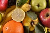 Background fruit — Stock Photo