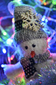 Muñeco de nieve — Foto de Stock
