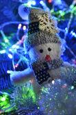 雪だるま — ストック写真