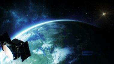 Spacecraft — Stock Video