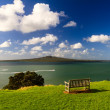 Rangitoto Island, Auckland, New Zealand — Stock Photo