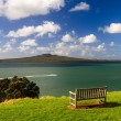 Rangitoto Island from Devonport, Auckland, New Zealand — Stock Photo #29073053