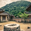 Traditional Asian Village — Stock Photo