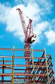 Construction Site — Stock Photo