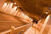Túnel de noche — Foto de Stock