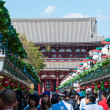 Sensoji Temple — Stock Photo #32488321