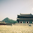 gyeongbokgung palace — Stock Photo