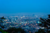 Seoul at Dawn — Stock Photo