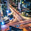 Stock Photo: Gangnam Intersection