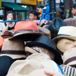 Hats for Sale — Stock Photo