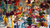 Hanging Dolls — Stock Photo