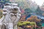 Bongeunsa Temple — Stock Photo