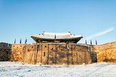 Hwaseong Fortress — Stock Photo