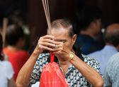 Kwan Im Thong Hood Cho Temple — Stock Photo