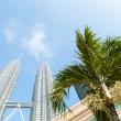 Petronas Towers — Stock Photo