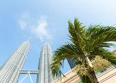 Petronas Towers — Stock Photo