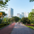 Stock Photo: KLCC Park