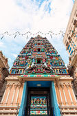 Sri Mahamariamman Temple — Stock Photo