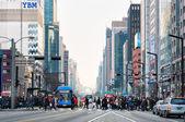Gangnam Crosswalk — Stock Photo