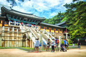 Bulguksa Temple — Stock Photo