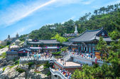 Haedong Yonggungsa Temple — Stock Photo