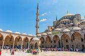 Mezquita azul — Foto de Stock