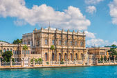 Dolmabahce Palace — Stock Photo
