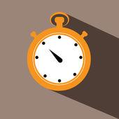 Watch vector icon — Vettoriale Stock